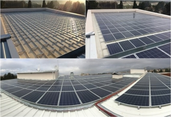 240  KW Solar Power Plant Engineering , Procurement and Application