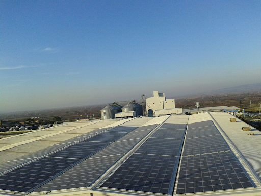 Mersin city  AKY 537 kW Solar Power plant Project