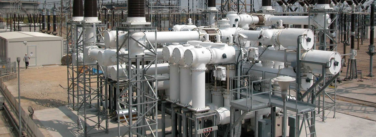 Air and Gas insulate Substation