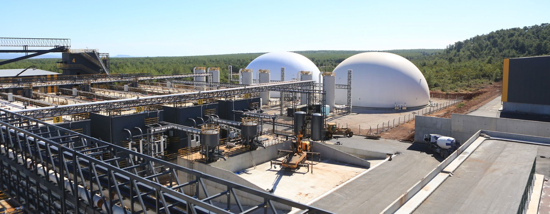 BioFuel Power Plant